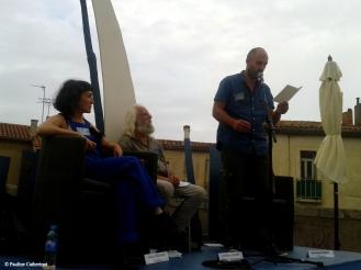Antoine Simon, Cécile Richard et Armand Dupuy