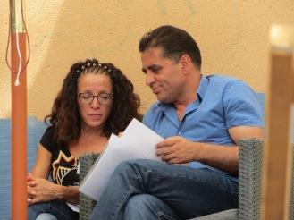 Walid Al Sheikh et ? (c) Pauline Catherinot