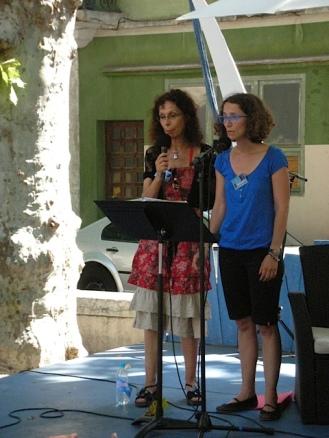 (c) Karin Huet / Avec Béatrice Matet