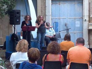 Voix Vives / Poésie et Traduction