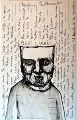 Pluie Carrée (Août 2014) - Illustrations Eric Demelis